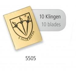 Solingen Żyletki do pedicure Omega SK5505